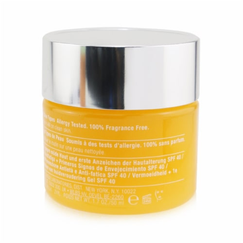 Clinique Superdefense SPF 40 Fatigue + 1st Signs Of Age MultiCorrecting Gel 50ml/1.7oz Perspective: top