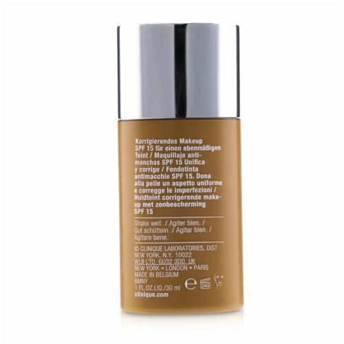 Clinique Even Better Makeup SPF15 (Dry Combination to Combination Oily)  WN 100 Deep Honey 30 Perspective: top