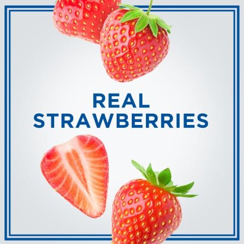 Philadelphia Strawberry Cream Cheese Spread Perspective: top