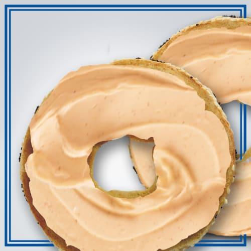 Philadelphia Limited Edition Pumpkin Spice Cream Cheese Spread Perspective: top