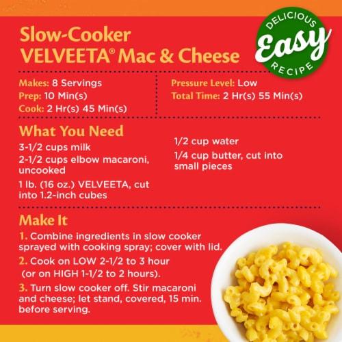 Velveeta® Original Cheese Loaf Perspective: top