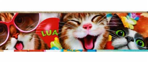 Ceaco Selfies Cat Puzzle Perspective: top