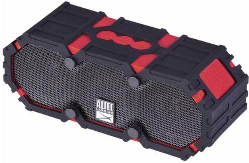 Altec Lansing Mini Lifejacket 3 Speaker - Black/Red Perspective: top