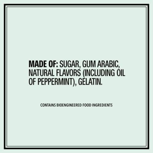 Altoids Classic Peppermint Breath Mints Perspective: top