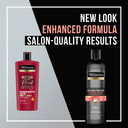 TRESemme Keratin Smooth Color Shampoo Perspective: top