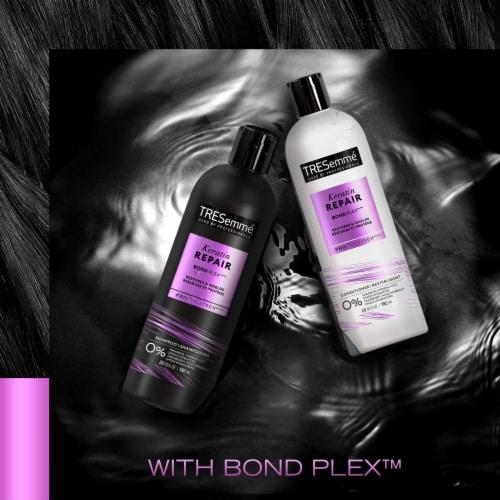 TRESemme Keratin Repair Conditioner Perspective: top