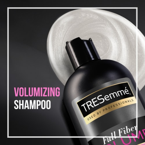 TRESemme Fiber Full Volume Shampoo Perspective: top