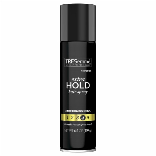 TRESemme® Extra Firm Control Tres Two Hairspray Perspective: top