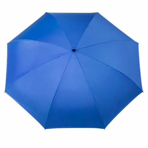 Totes Inbrella Reverse Close Umbrella Perspective: top