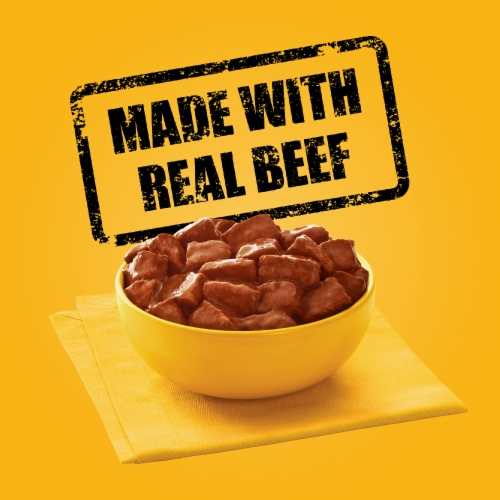 Pedigree Choice Cuts in Gravy Beef Wet Dog Food Perspective: top