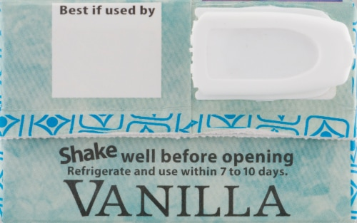 Eden Foods  Organic EdenSoy® Extra Soy Milk   Vanilla Perspective: top