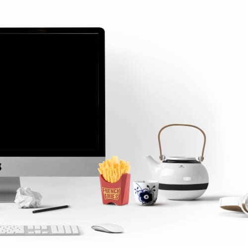 French Fries Wireless Bluetooth Speaker Perspective: top