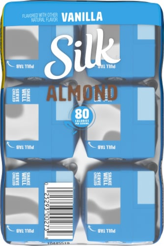 Silk Vanilla Almond Milk Perspective: top