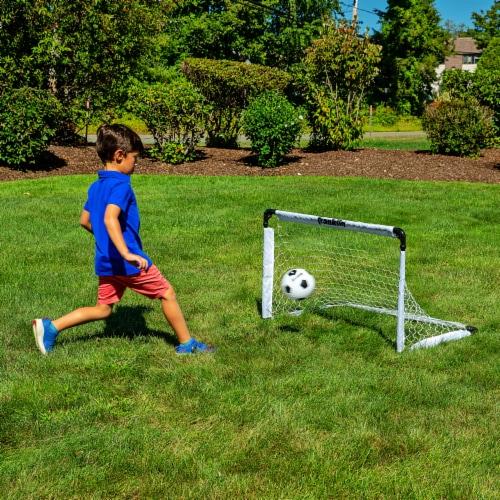 Franklin Fold N Go Soccer Set Perspective: top