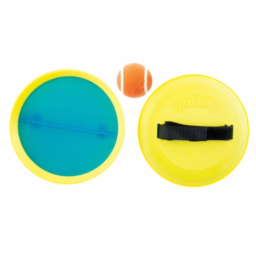 Franklin Throw N' Stick Set Perspective: top