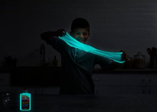 Elmer's® Blue Glow In The Dark Glue Perspective: top