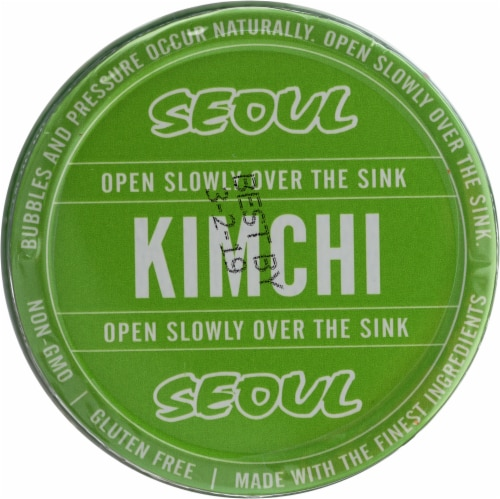 Seoul Spicy Kim Chi Perspective: top
