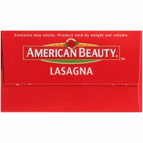 American Beauty Lasagna Perspective: top