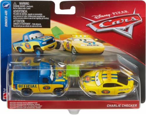 Mattel Cars 3 Race Team - Assorted Perspective: top