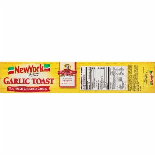 New York Bakery Garlic Toast Perspective: top