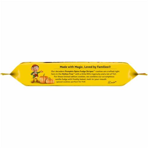 Keebler® Pumpkin Spice Fudge Stripes™ Cookies Perspective: top