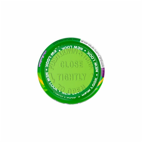 Vitafusion Berry Citrus Triple Immune Gummy Vitamins Perspective: top