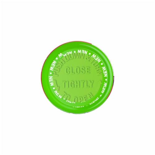 Vitafusion Natural Lemon and Berry Flavors Prebiotic Immune Support Gummies Perspective: top