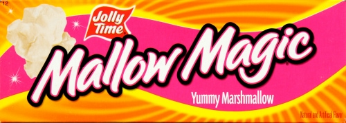 Jolly Time Mallow Magic Popcorn Perspective: top