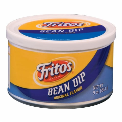 Fritos Dips Variety Pack, 9 Ounce (3 Pack) Perspective: top