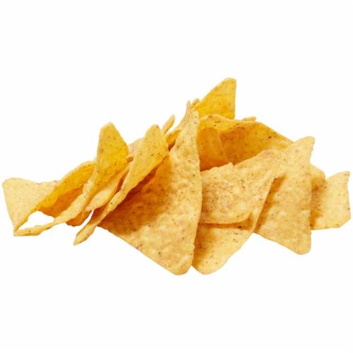 Doritos Cool Ranch Tortilla Chips Perspective: top