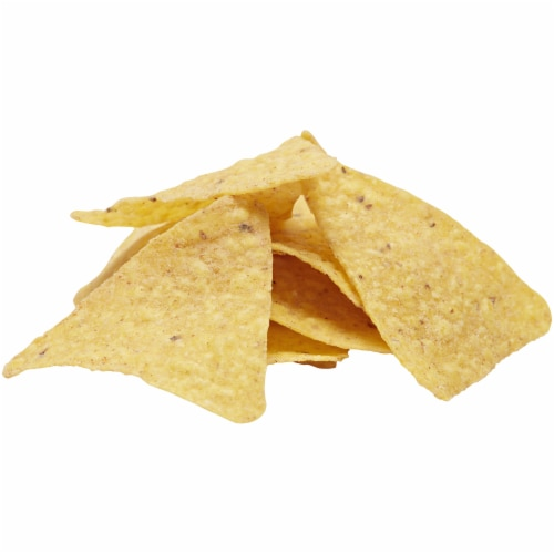 Doritos Simply Organic White Cheddar Cheese Flavored Tortilla Chips Perspective: top