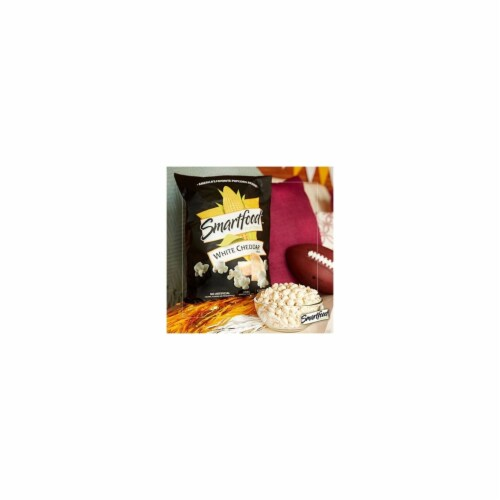 Smartfood White Cheddar Popcorn (17 Ounce) Perspective: top