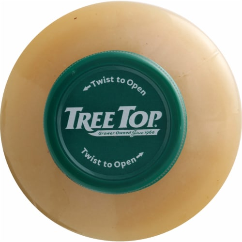Tree Top No Sugar Added Apple Sauce Perspective: top
