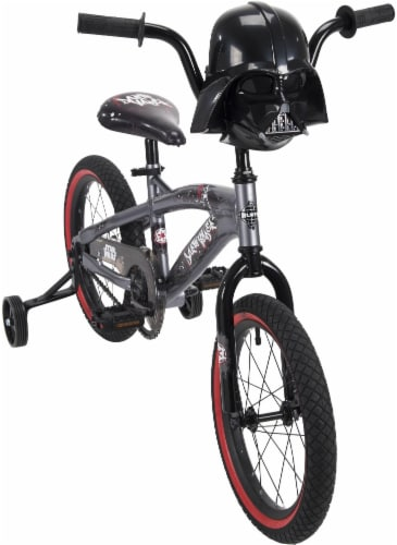 Huffy Star Wars Bicycle Perspective: top