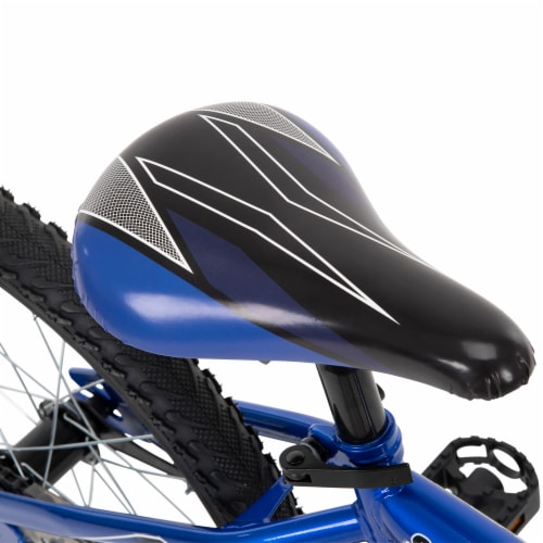 Huffy Shockwave Bicycle - Blue/Black Perspective: top