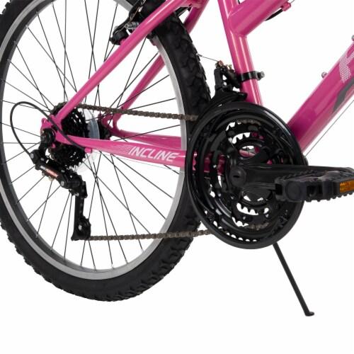 Huffy Girls Incline Bike Perspective: top