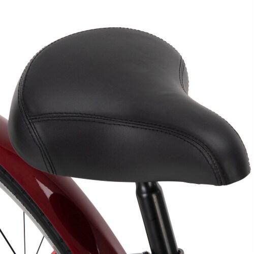 Huffy Casoria Men's Bike Perspective: top