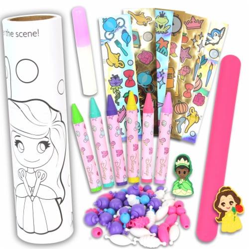 Disney Princess All That Sparkles Activity Set Perspective: top