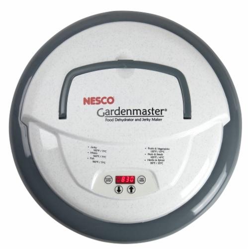 Nesco Gardenmaster Dehydrator Perspective: top