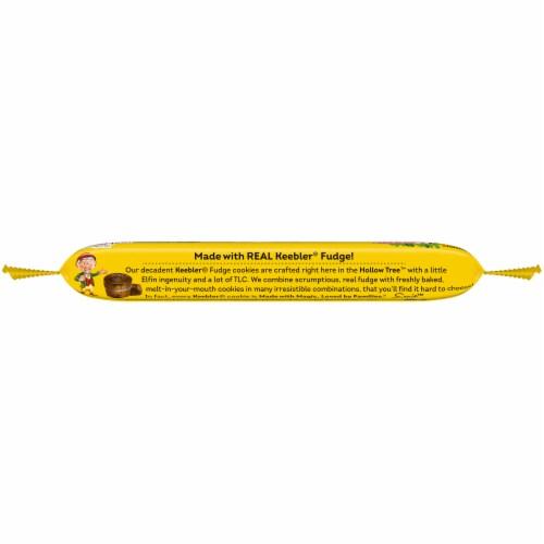 Keebler® Original Fudge Sticks Fudge Covered Creme Wafer Cookies Perspective: top
