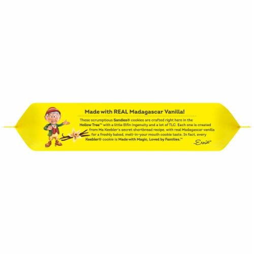 Keebler® Sandies® Pecan Shortbread Cookies Perspective: top