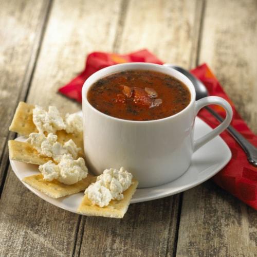Kellogg's Club Original Crackers Perspective: top