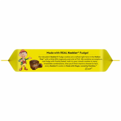 Keebler® Caramel Nut Dreams™ Cookies Perspective: top