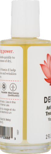 Derma-E Anti-Wrinkle Treatment Oil with Vitamin A & E Perspective: top