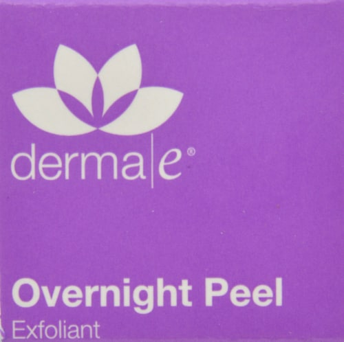 Derma-E Evenly Radiant Overnight Peel Perspective: top