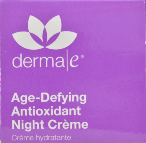 Derma-E Age-Defying Antioxidant Night Creme Perspective: top