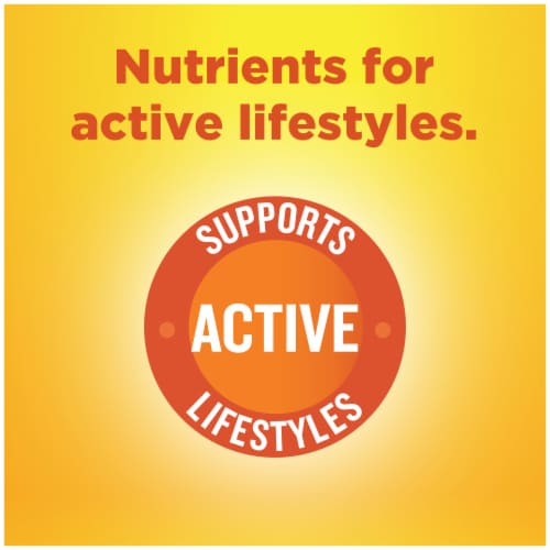 Nature Made® Maximin™ Supplement Packets Perspective: top