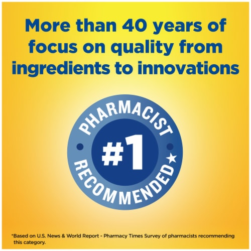 Nature Made® Strawberry Melatonin Dietary Supplement Gummies Perspective: top