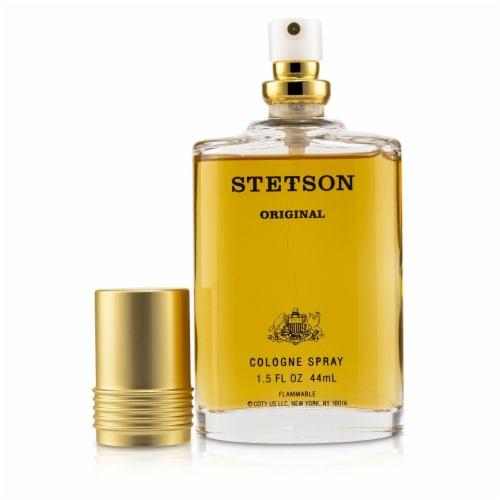 Stetson Original Cologne Spray Perspective: top