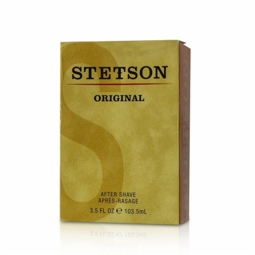 Stetson Original by Coty for Men Aftershave Perspective: top